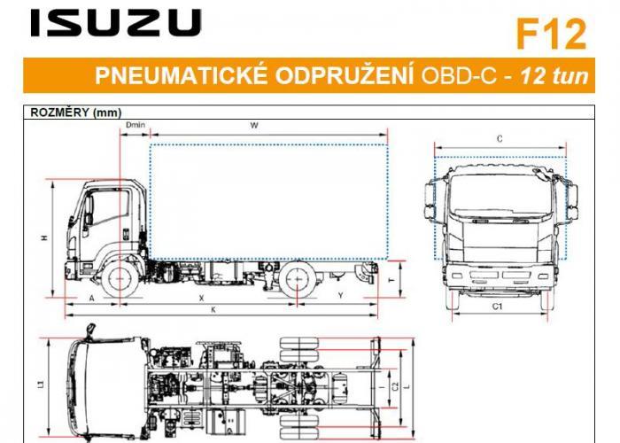 Katalóg Isuzu F12